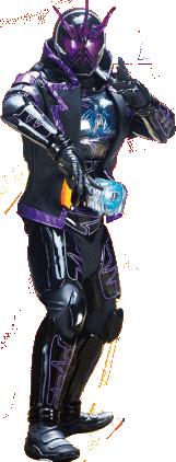 Kamen Rider Zero Specter