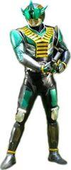 Kamen Rider Zeronos Altair Form