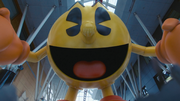 Pac-Man, minon of evil yet again.