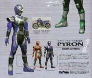 Kamen Rider Pyron