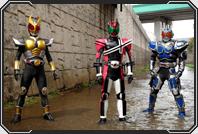 Kamen Rider Decade Episode 13