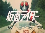 Kamen Rider Opening 5