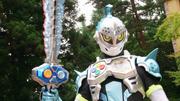 Gashacon Sword dual side prop