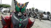 Dark Kiva and the Dark Riders