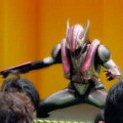 KRR-Kamen Rider Cerberus