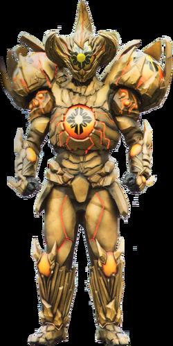 KRGh-Gammaizer Planet