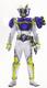 Kamen rider zangestu blueberry arms by 99trev-da3my04