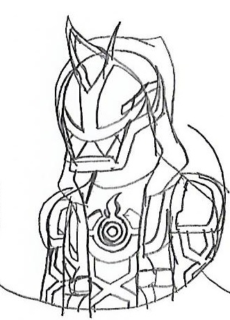 File:Kamen rider ghost blaster faiz damashii by werewolf90x-da6abs4.jpg
