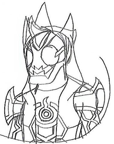 File:Kamen rider ghost king blade damashii by werewolf90x-da6abvm.jpg