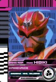 Final Kamen Ride Hibiki Armed