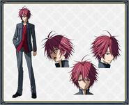 Alis design anime