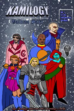 Kamilogy Valkran Saga (unfinished)