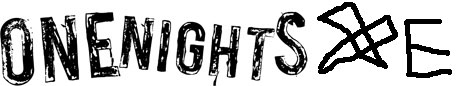 File:One Night Stand Logo.jpg