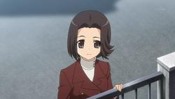 Yui appears