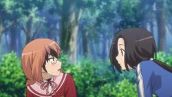Yui confused