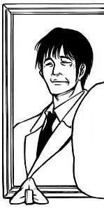 Shun's father