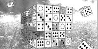 Participants by cube