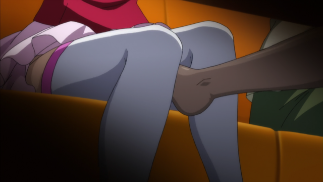 File:Shizuku feet extend between Natsuru (Female)'s legs.png