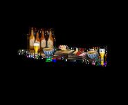 Bar Beer+New Years