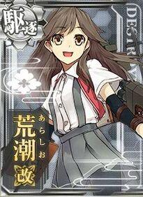 Arashio M