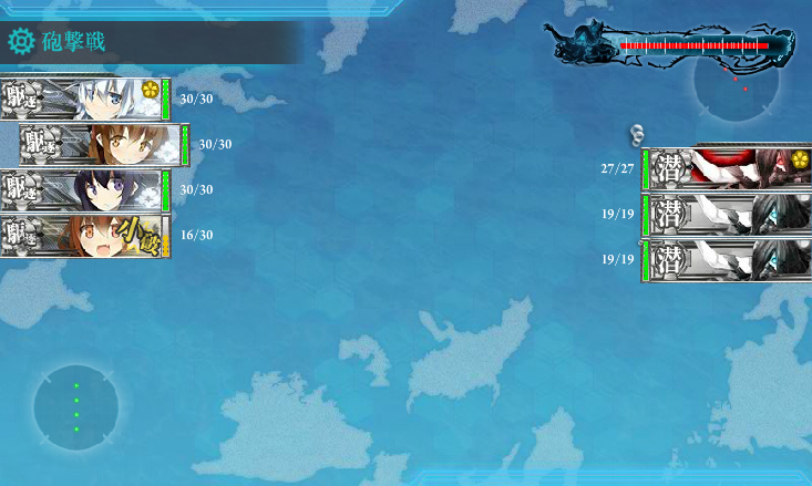 kancolle world 1-5 guide