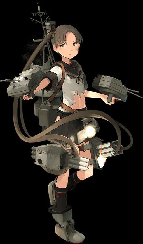 DD Ayanami Kai Ni 195 Full Damaged