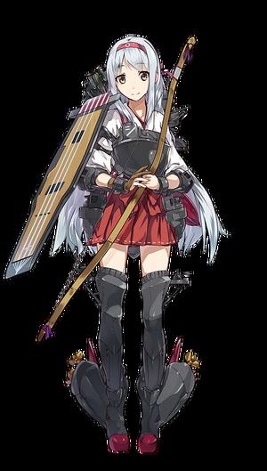 CV Shoukaku 110 Full
