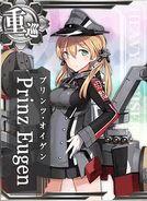 CA Prinz Eugen 176 Card