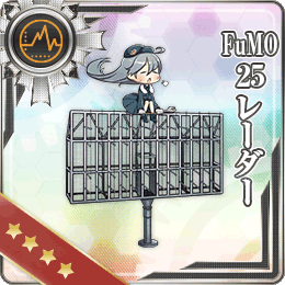 FuMO25 Radar 124 Card