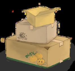 Common cardboard