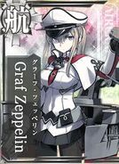 CV Graf Zeppelin 432 Card