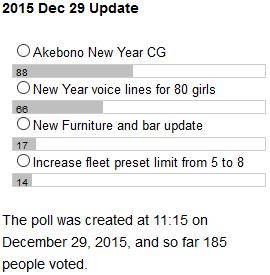 2015 Dec 29 Update