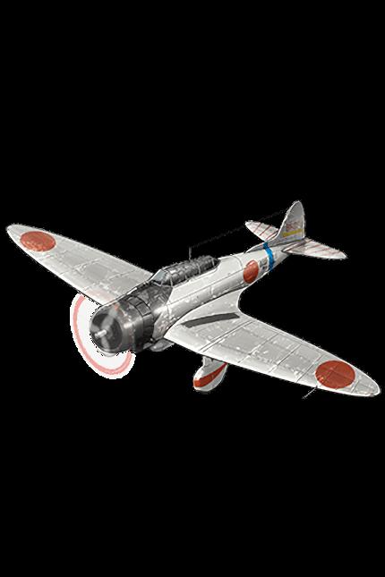 Type 99 Dive Bomber (Skilled) 097 Equipment