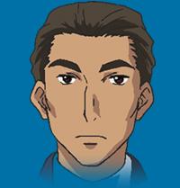 Sayuri's Father