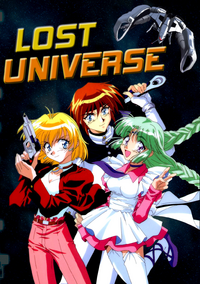 Lost Universe-front cover