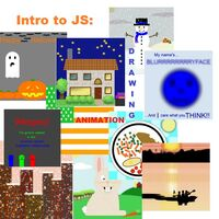 Intro to JS Animation and drawing