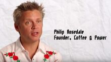 Philip Rosedale coffee and power