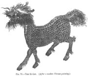 Charles Gould Mythical Monsters Ki-lin