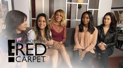 Fifth Harmony Ladies Reveal They're 1D Fangirls and More! E! Live from the Red Carpet