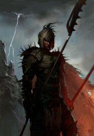 Night s knight by hideki
