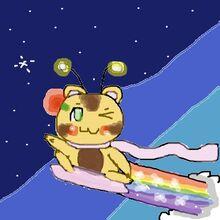 Cute Chibi Anime Hamster