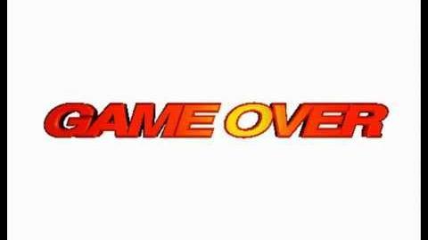 Game Over Sega Rally Championship