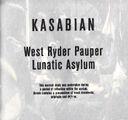 West Ryder Pauper Lunatic Asylum CDDVD Album (PARADISE58) - 4