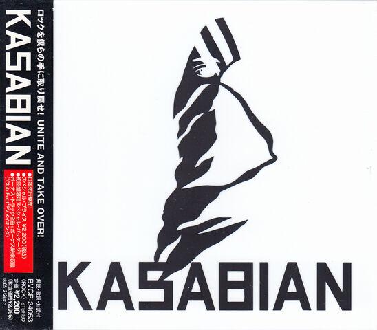 File:Kasabian CD Album (Japan) White - 1.jpg