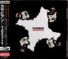 Velociraptor! CD Album (Japan) - 1