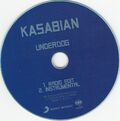 Underdog Blue Promo CD - 2
