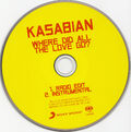 Where Did All The Love Go Promo CD (PARADISE63) - 2