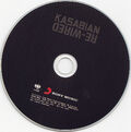 Re-Wired Promo CD (PARADISE73) - 2