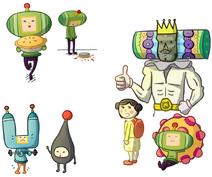 Katamari-designs
