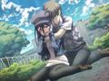 Hisao embraces Hanako.png